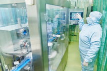 Pharmaceutical companies must use new process technology